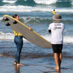 GUIDE POUR SURFEUR DÉBUTANT
